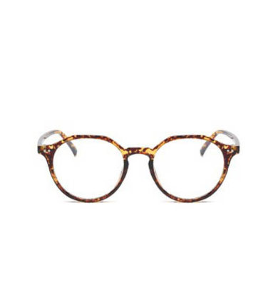 NYAH BLUE LIGHT GLASSES - BROWN