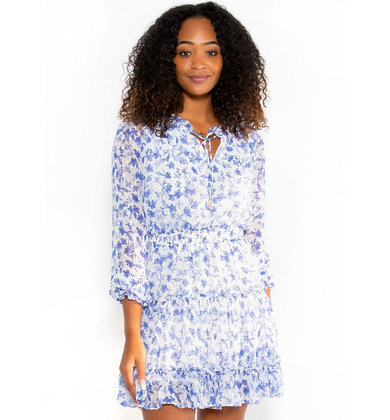 MORNING BLOOM FLORAL DRESS