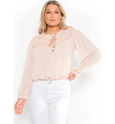 SWING INTO SPRING BLOUSE