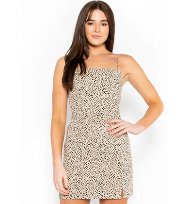 ALWAYS BOLD LEOPARD DRESS