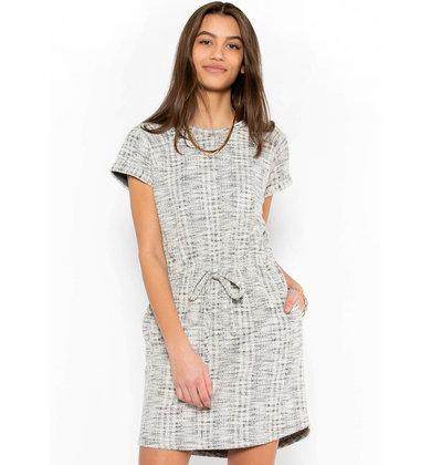 TRENDY BUSINESS KNIT DRESS