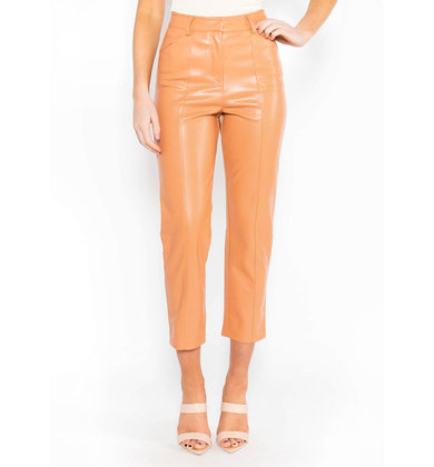 REBEL HEART LEATHER BOTTOMS