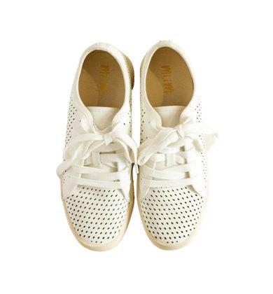 SIMPLE GAL WHITE SNEAKERS
