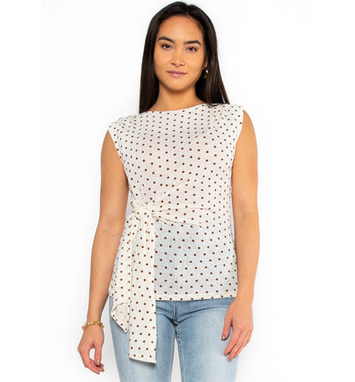 PARTY IN POLKA DOTS TOP