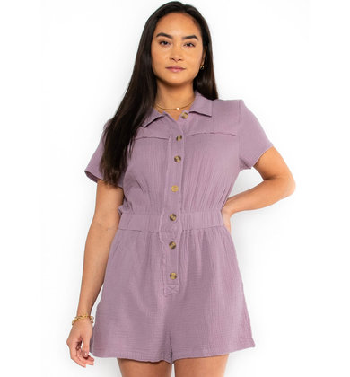 LADIES WHO BRUNCH ROMPER