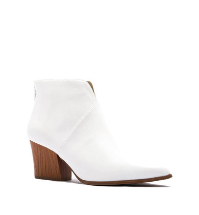 LEADING STEP BOOTIES - WHITE