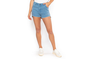 GRAND GETAWAY DENIM SHORTS