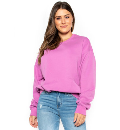 NEW MOON SWEATSHIRT - PINK