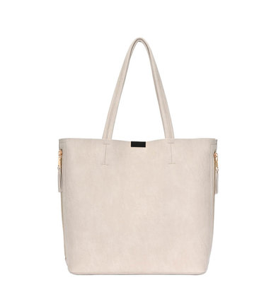 PUSH THROUGH TOTE BAG