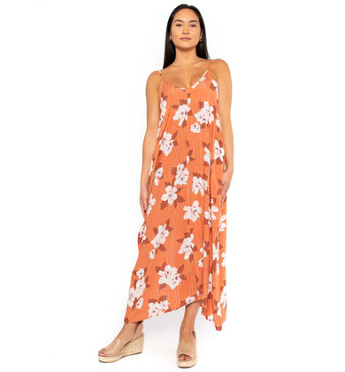 WELCOME TO MIAMI FLORAL DRESS