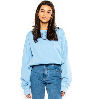 NEW MOON SWEATSHIRT - BLUE