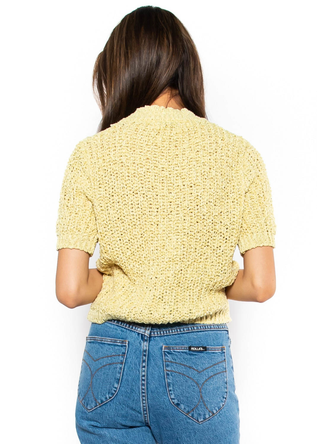 SPLASH OF COLOR KNIT TOP