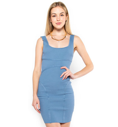LET'S ROCK IT BODYCON DRESS