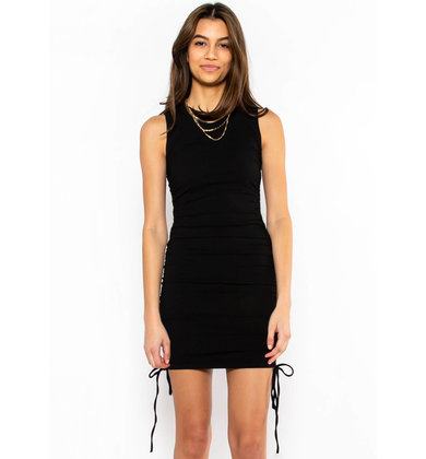 EVERYDAY FLIRT DRESS - BLACK