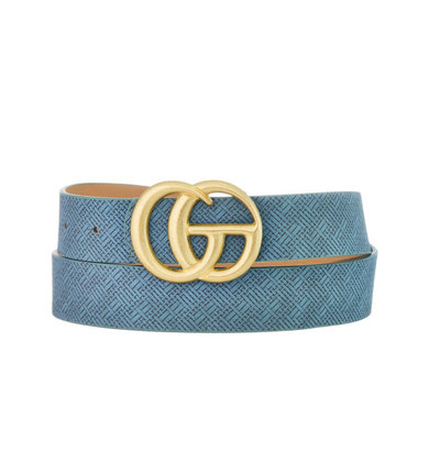 CITY LIGHTS BELT - BLUE