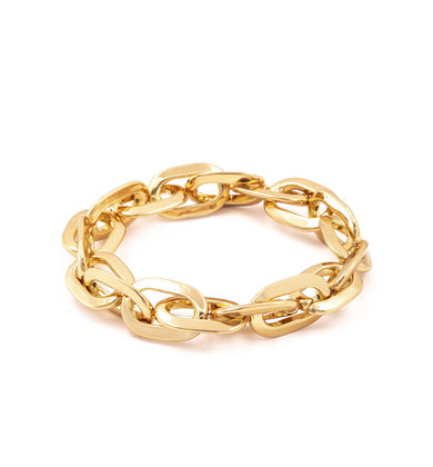 BERLIN GOLD CHAIN BRACELET