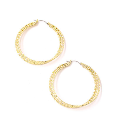 ANDERSON HOOP EARRINGS