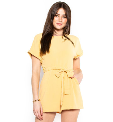 KISSED BY SUNSHINE ROMPER