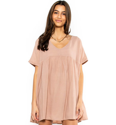 THE WAY YOU MOVE BABYDOLL DRESS