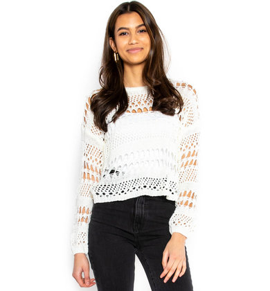 PARADISE PARK LIGHTWEIGHT SWEATER