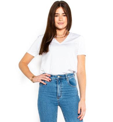 BEYOND CLASSIC WHITE T-SHIRT