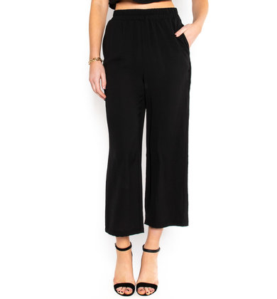 CASUAL RETREAT BOTTOMS - BLACK