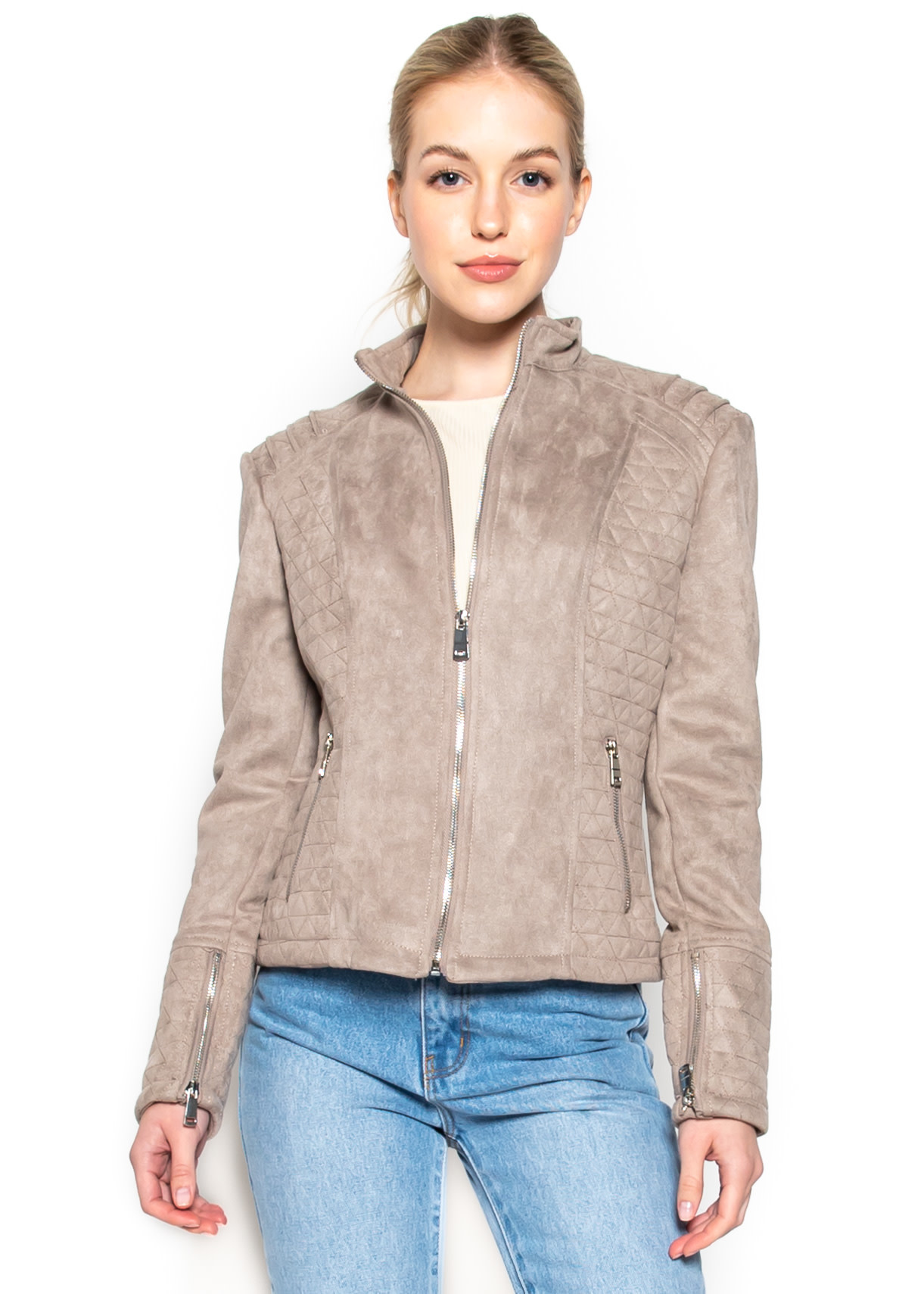 ALL THE RIGHT WAYS JACKET