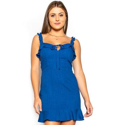 SUMMER STAPLE BLUE DRESS