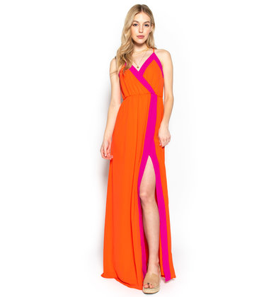 VIBRANT LOVE MAXI DRESS