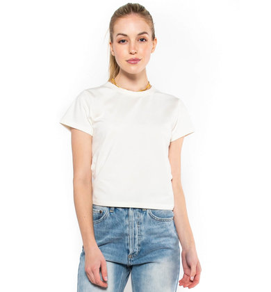 PERFECT FIT CROPPED T-SHIRT