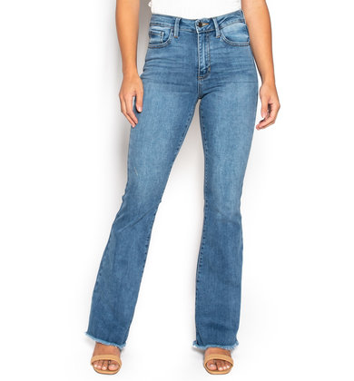 STAND + STUN FLARE JEANS