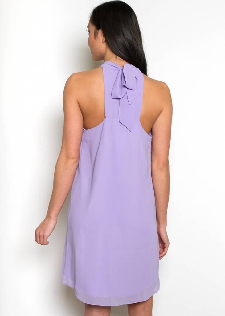 FAIRYTALE HIGH NECK DRESS