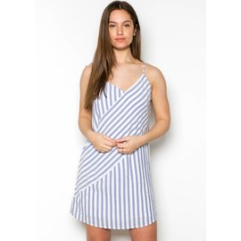 WENDY STRIPED SUN DRESS
