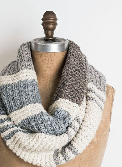 Wool & Co. Feature Pattern of the Week - Blue Earth