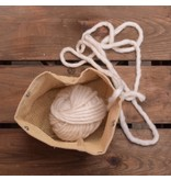 Image of Cocoknits Natural Mesh Bag