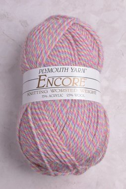 Image of Plymouth Encore Worsted 1011 Spring Time