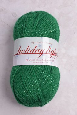 Image of Plymouth Encore Worsted 8054 Green Lights (Discontinued)