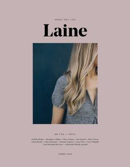 Image of Laine Magazine Issue 5 Pastel, Summer 2018