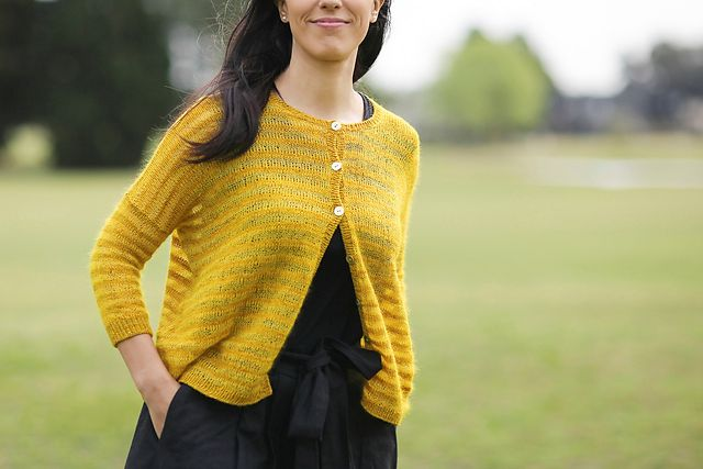 Wool & Co. Feature Pattern of the Week - Elton
