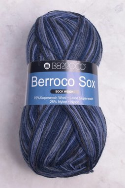 Image of Berroco Sox 1416 Castle Town (Discontinued)