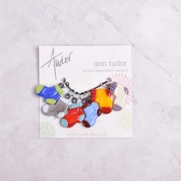 Image of Ann Tudor Stitch Markers, Socks, Extra Small