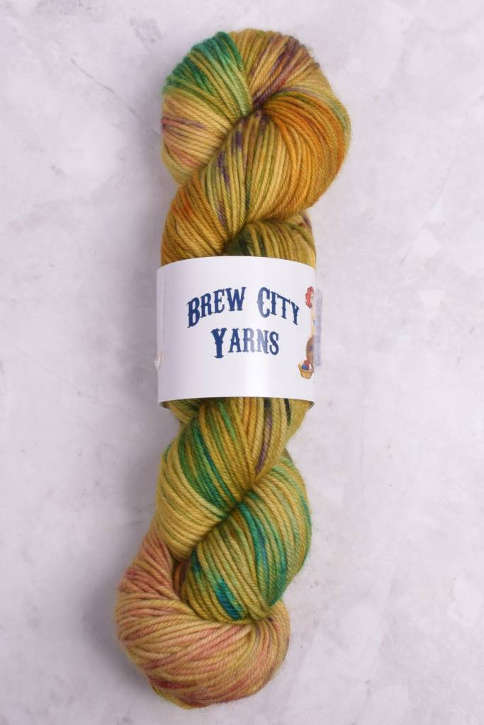 Image of Brew City Yarns Impish DK Hummingbird
