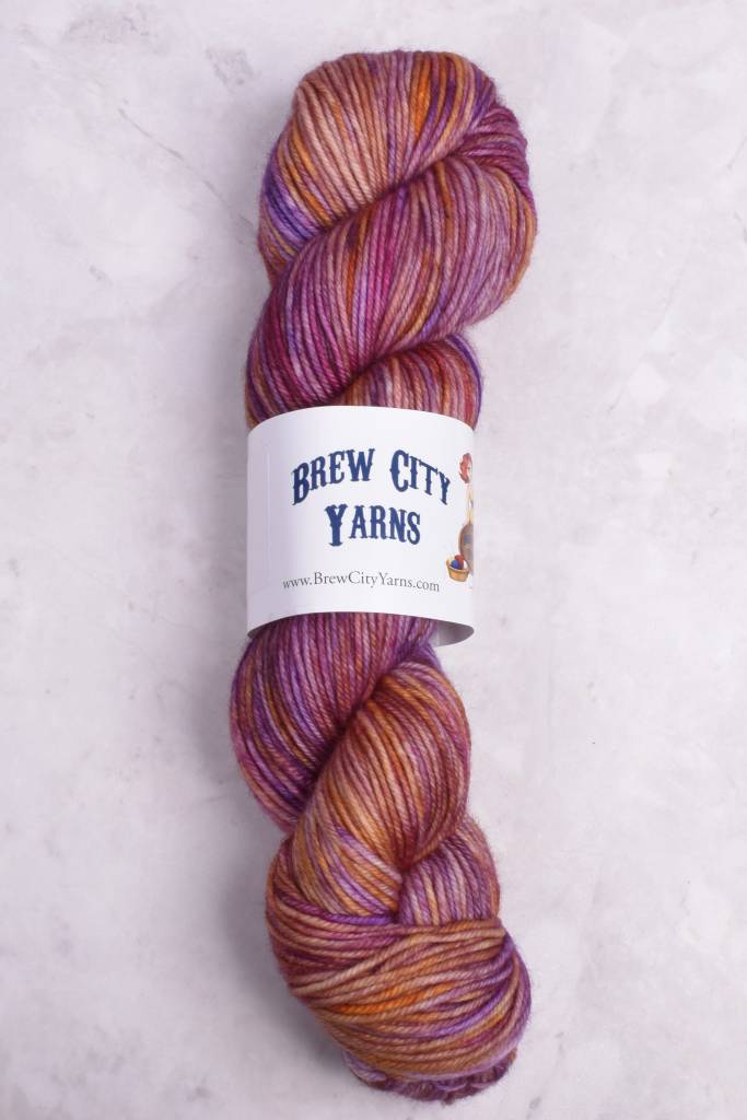 Image of Brew City Yarns Impish DK Magic Carpet