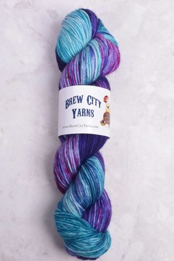 Image of Brew City Yarns Impish DK Mare in the Moon