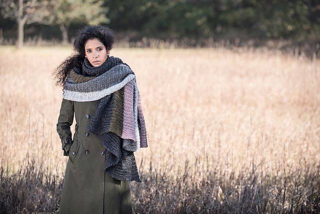 Wool & Co. Feature Pattern of the Week - Tamarack