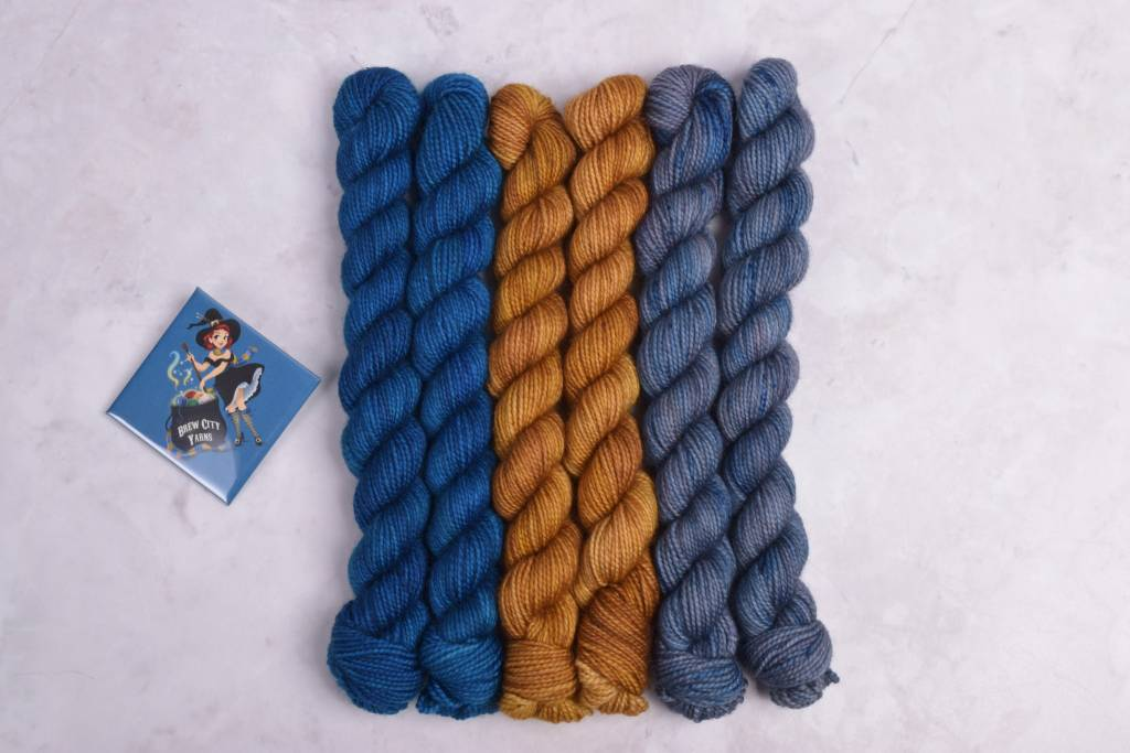 Image of Brew City House Sorting Mitts- Ravenclaw