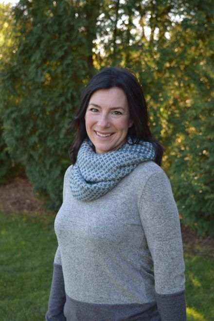 Wool & Co. Feature Pattern of the Week  - Tempo