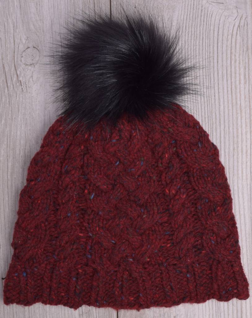 Wool & Co. Feature Pattern of the Week - Cosan