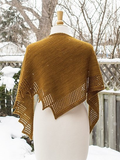 Image of Bella Shawl