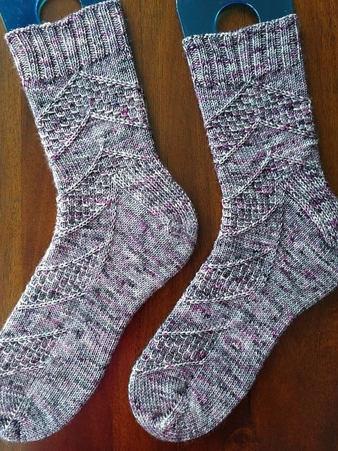 Image of Speckled Space Socks